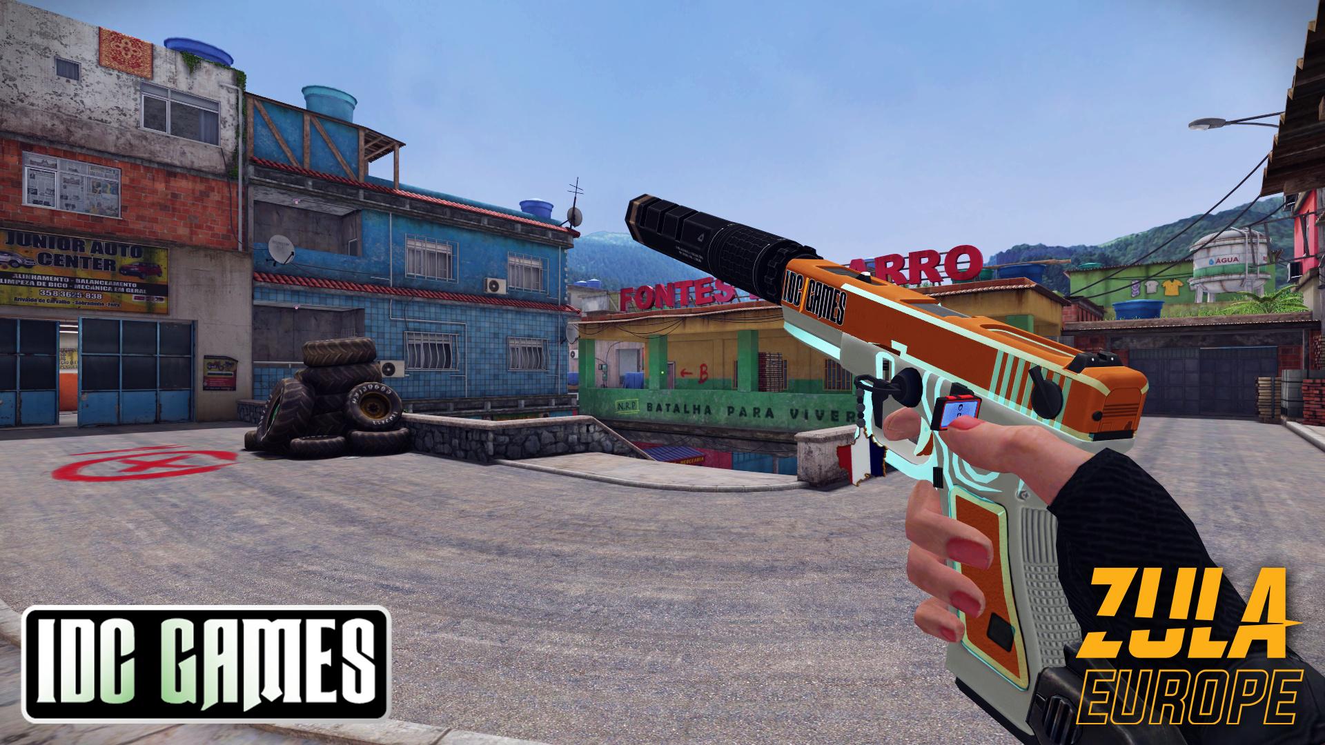 Glock 18 - Favela