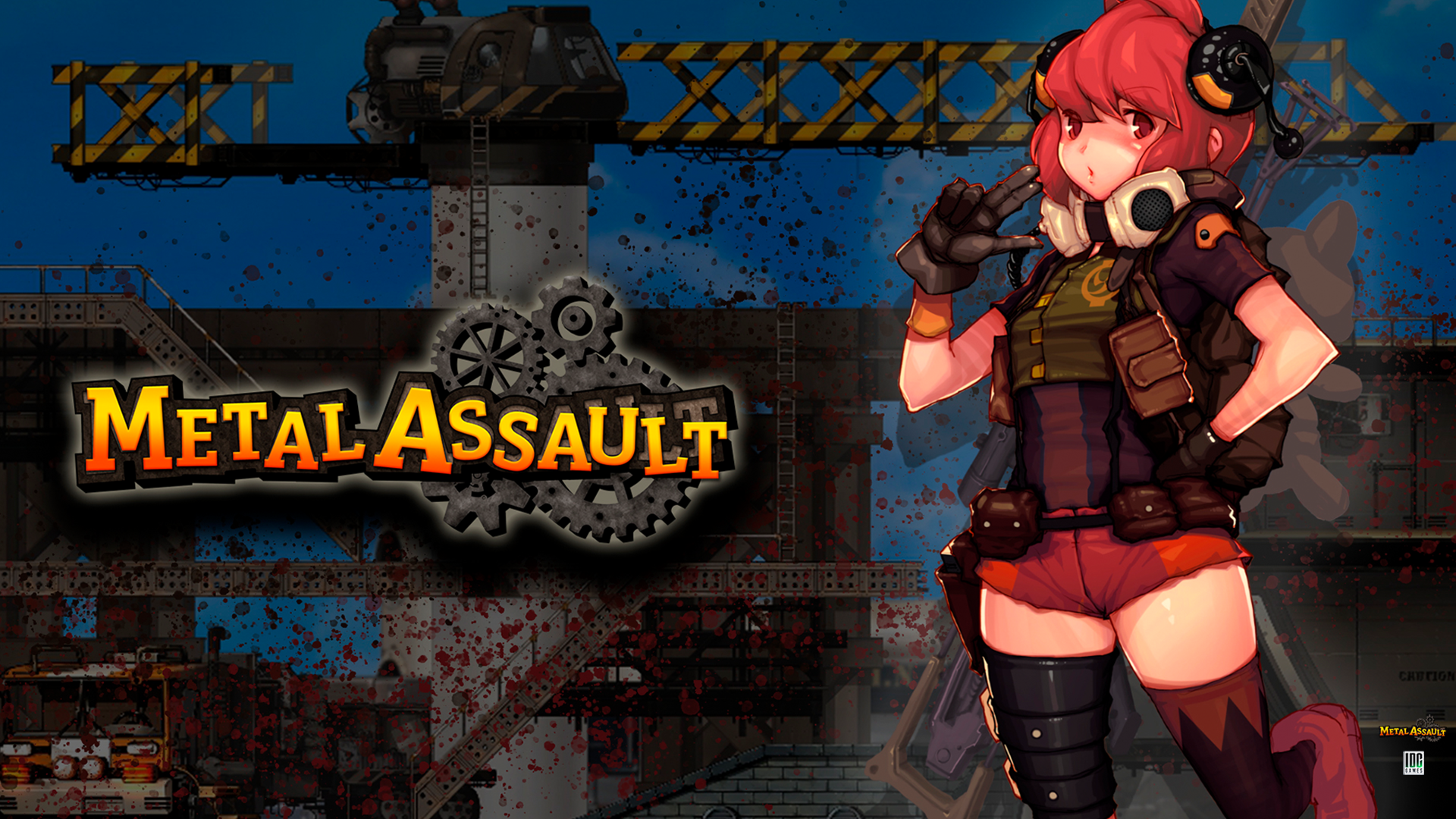 Metal Assault - Marie